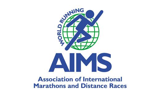 AIMS Colaborador Mitja Marató Internacional Vila de Santa Pola