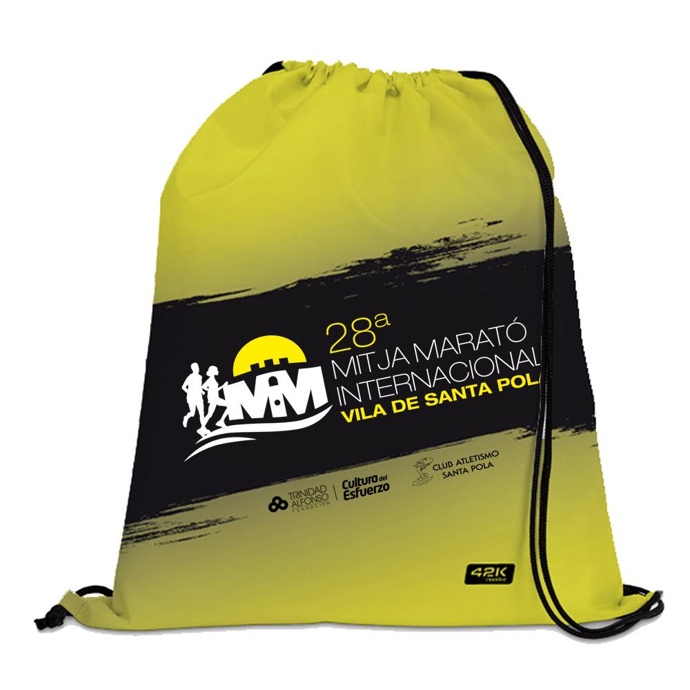 Gymbag de la 28 Mitja Marató Interncional Vila de Santa Pola